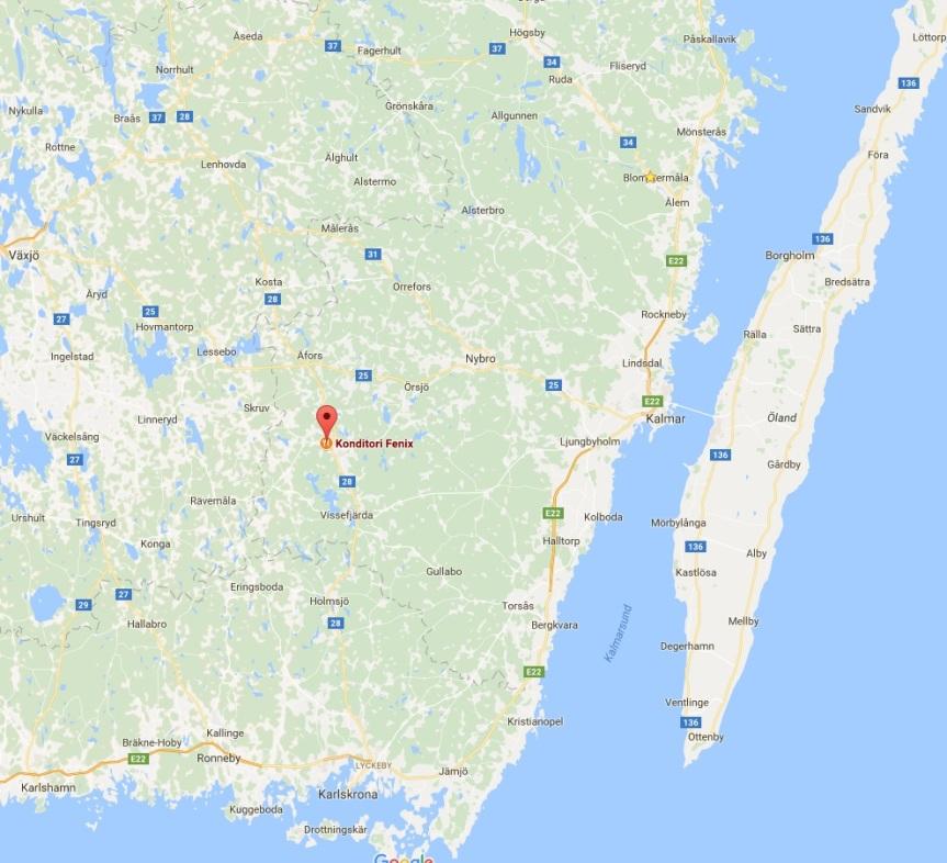 スウェーデンの田舎に住んでみたらどうなるの日記